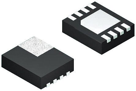 Texas Instruments DS25BR120TSD/NOPB, LVDS Buffer CML, LVDS, LVPECL 3.125Gbps, 8-Pin, WSON
