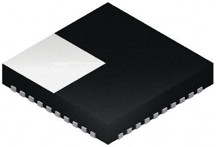 Texas Instruments DS25BR440TSQ/NOPB, LVDS Buffer 4 CML, LVDS, LVPECL 3.125Gbps, 40-Pin, WQFN
