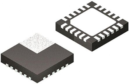 Texas Instruments SN65LVPE501RGET, LVDS Repeater Dual 1-Bits CML, LVCMOS CML, 3 → 3.6 V, 24-Pin, VQFN