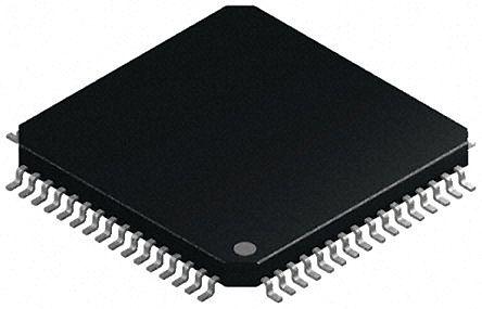 Texas Instruments DRV8809PAP, DC Motor Driver IC, 40 V 0.8A 64-Pin, HTQFP