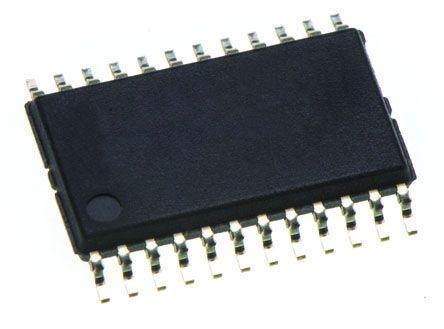 TPS65150PWP, LCD Driver, 1.8 → 6 V, 24-Pin HTSSOP