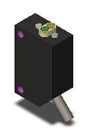 Background Suppression Distance Sensor 20 -> 300 mm Detection Range PNP IP67 Block Style E3Z-LL81-M1J 0.3M product photo