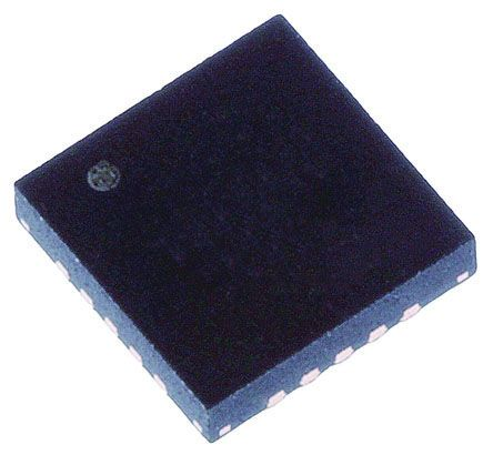 PCM1774RGPT, Audio DAC Dual 16 bit-, 50ksps Serial (I2C/SPI), 20-Pin QFN