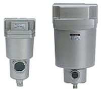 SMC 300 L/min Water Separator, NPT 1/4 Resin 1/4 in NPT, +5 → +60 (Ambient and Fluid)°C