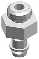 Vacumm Suction Pad Adapter, 2-8mm, M5