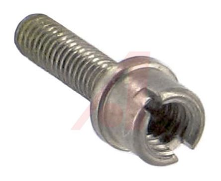 3341 Series, Female M2.5 (Screw), UNC 4-40 Jack Socket Screw for use with Mini D Ribbon Connector product photo