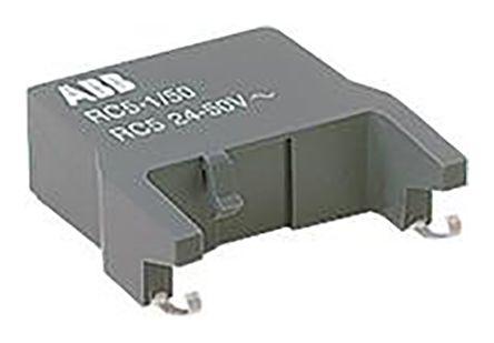 SUPRESSOR, RC NETWORK, 110-250VAC DC