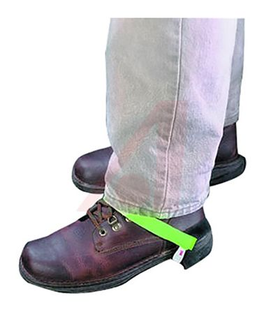 Shoe Grounder with 1 Megohm Resistor