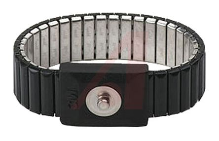 Static protection Wrist Bands ADJUSTABLE WRIST BAND 4MM STUD