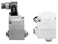 2/1 Pneumatic Solenoid Valve Solenoid/Pilot/Spring 0.2 in VQ20 Series product photo