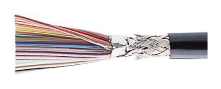 Socapex Screened Spectra-Strip Round Ribbon Cable product photo