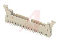 Harting SEK Series 2.54mm Pitch 64 Way IDC D-sub Connector, Plug product photo