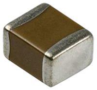 Murata 10μF Multilayer Ceramic Capacitor MLCC 6.3V dc ±20% , SMD GRM155R60J106ME44D