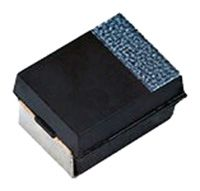 Vishay Tantalum Capacitor 22μF 6.3V dc Polymer Solid ±20% Tolerance T55 Series