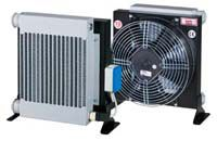 RS PRO Hydraulic Oil Cooler, 25 → 150L/min, 24V dc