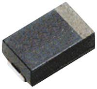 Panasonic 68μF 10V dc Aluminium Polymer Capacitor, Surface Mount 7.3 x 4.3 x 1.9mm +105°C 7.3mm