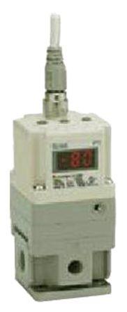 SMC 1500L/min Pneumatic Regulator G 3/8, 0 → +50°C