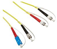 Fluke Networks NFK2-DPLX-LC, Fibre Optic Test Equipment Patch Cord for LC Adapter