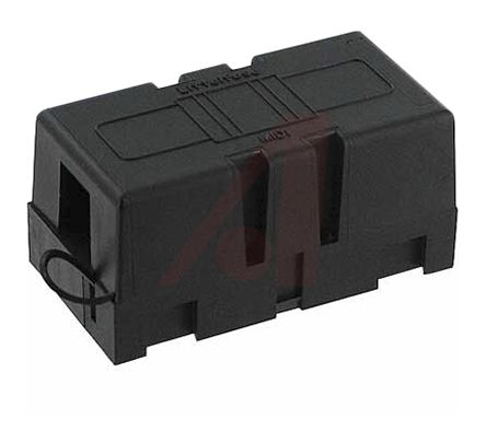 498900 w/ cover littelfuse | littelfuse 200a panel mount automotive fuse  block | 878-3245 | rs components