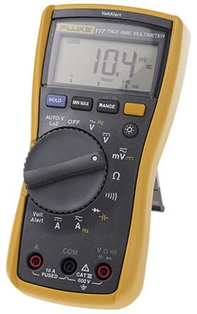 Fluke 117 Multimeter Kit