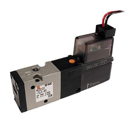 Pneumatic Control Valve Solenoid R 1/8 VZ5000 Series product photo