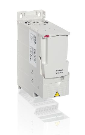 ABB ACS355 Inverter Drive 0.75 kW with EMC Filter, 1-Phase In, 200 → 240 V, 4.7 A, 0 → 600Hz Out, IP20