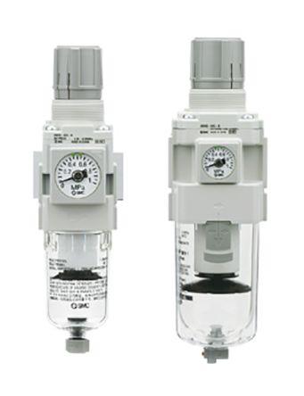 Filter Regulator, G1/4 Port, .05-0.85MPa