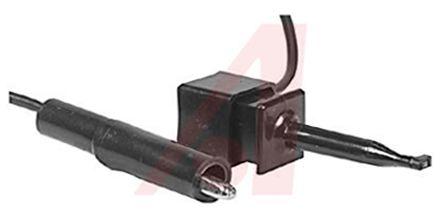 Mueller Electric 5A Black Test lead, 300V Rating - 0.9m Length, BU-1031-A-36-0