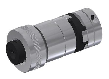 6 Plate Adj Friction Clutch 12x12mm