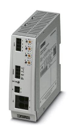 Phoenix Contact 2905743, DIN Rail Electronic Circuit breaker