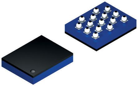 Texas Instruments BQ27532YZFT-G1, Battery Fuel Gauge IC, 2.8 → 4.5 V 15-Pin, DSBGA