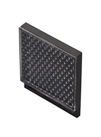 Sensor Reflector for use with Photoelectric Sensor, 61 x 51 mm Rectangular product photo