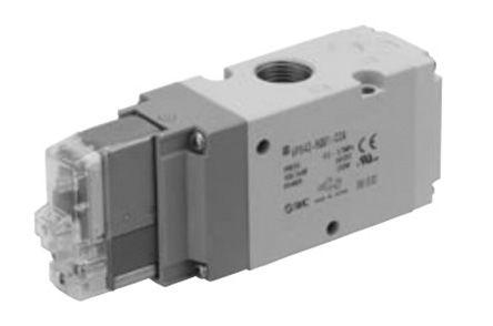 Pneumatic Control Valve Solenoid/Pilot/Spring Rc 3/8 VP500 Series product photo