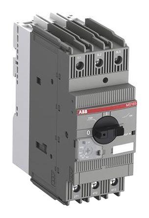 MS Range 22 kW Manual Starter, 600 V ac, 42 A