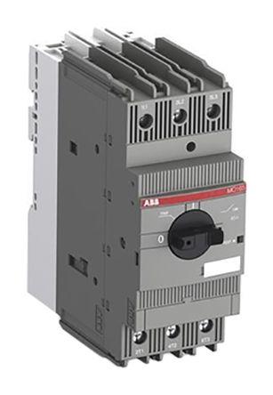 MO Range 11 kW Manual Starter, 600 V ac, 25 A