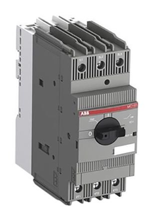 MO Range 22 kW Manual Starter, 600 V ac, 42 A
