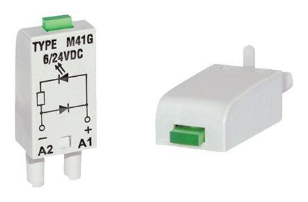 Relpol Terminal Accessories Diode Protection Module, 1 Piece pieces