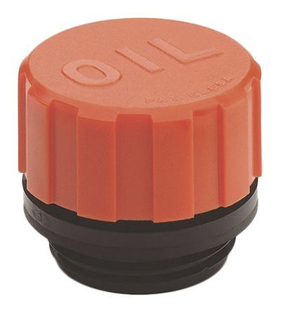 "Elesa-Clayton Hydraulic Breather Cap 56151, G 1/4"" , 31mm diameter"