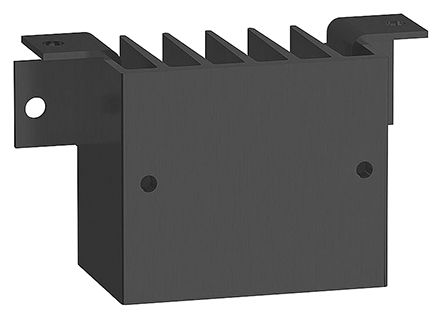 Panel Mount Solid State Relay Heatsink for use with Panel Mount Solid State Relay
