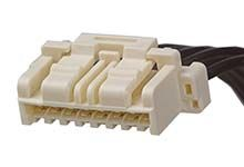 CLIK-Mate OTS 15135 Series Number Wire to Board Cable Assembly 1 Row, 8 Way 1 Row 8 Way, 150mm product photo