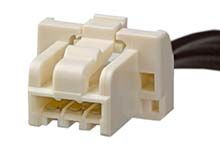 CLIK-Mate OTS 15135 Series Number Wire to Board Cable Assembly 1 Row, 3 Way 1 Row 3 Way, 50mm product photo