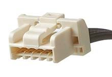 CLIK-Mate OTS 15135 Series Number Wire to Board Cable Assembly 1 Row, 5 Way 1 Row 5 Way, 600mm product photo