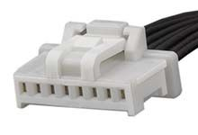 Pico-Clasp OTS 15133 Series Number Wire to Board Cable Assembly 1 Row, 8 Way 1 Row 8 Way, 600mm product photo