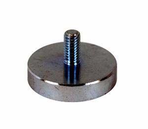 Neodymium Magnet 410N, Width 40mm product photo