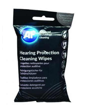Hearing Protection Cleaning Wipes