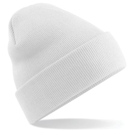 Original cuffed beanie White