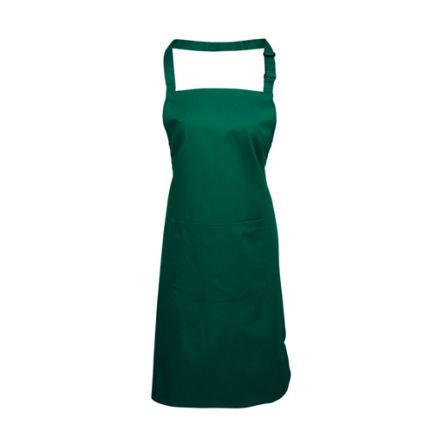 RS PRO Green Cotton, Polyester Reusable Apron 860mm