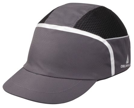 Cotton, PET Cotton, Polyester Black, Grey Safety Cap product photo