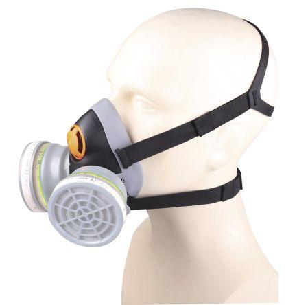 masque respiratoire noir