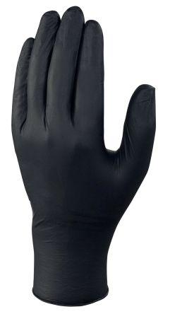 Black Nitrile Gloves size 10.5 - XL x 100 product photo